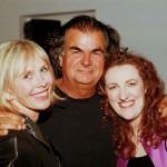 Молодая Труди Стайлер, Патрик Демаршелье и Гленда Бейли, 2000 год.